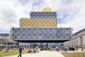 Biblioteca de Birmingham.
