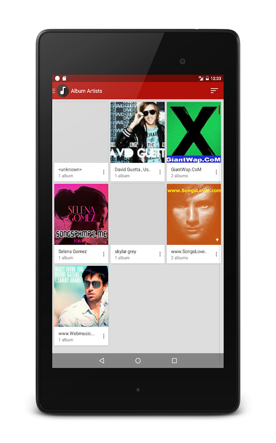 N Music Player Pro Screenshot 12