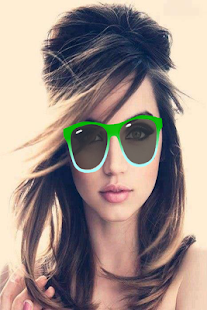 Sunglasses Photo Maker - screenshot