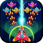 Alien Chicken Shooter Galaxy Attack Icon