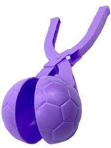 """Форма для лепки снега серии """"Город Игр"""", мяч XS, фиолетовый"""
