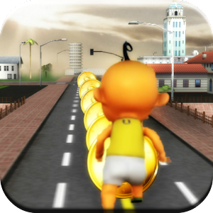 Upin Run Ipin Dash app for android