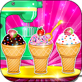 Cooking Ice Cream Cone Cupcake APK for Bluestacks