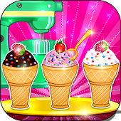 Download Cooking Ice Cream Cone Cupcake APK to PC