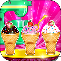 Cooking Ice Cream Cone Cupcake For PC (Windows And Mac)
