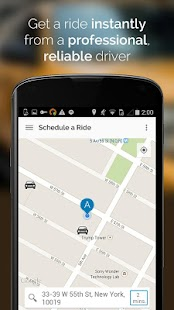 Vetted Taxi - screenshot