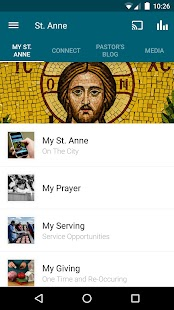 St. Anne Roman Catholic Parish - screenshot
