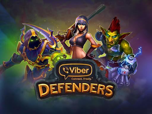 Viber Defenders screenshot 11