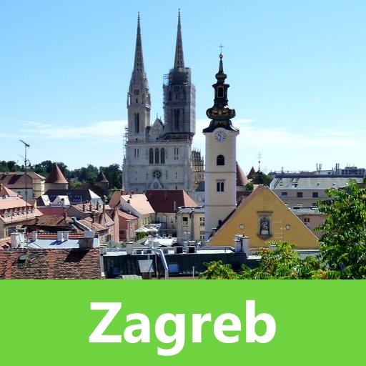 Android aplikacija Zagreb SmartGuide - Audio Guide & Offline Maps na Android Srbija