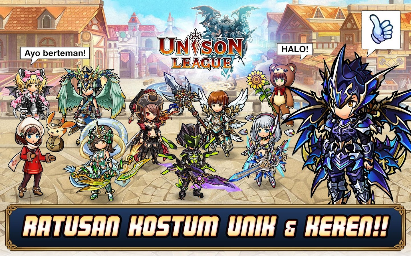 Unison Leagues Screenshot 12