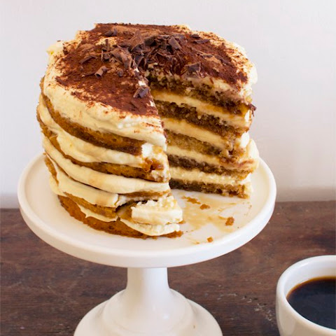 Mini Tiramisu Cake & Puro Fairtrade Coffee Giveaway