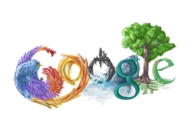 Doodle 4 Google 2009