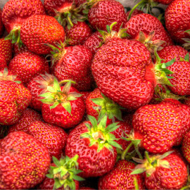 It's Berry Good by Chris Cavallo - Food & Drink Fruits & Vegetables ( fruit, red, strawberries, fruits and vegetables, strawberry )