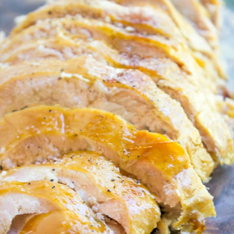 Crispy Slow Cooker Turkey Breast