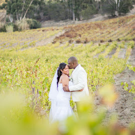 In love by Julene Muller - Wedding Bride & Groom ( wine farm, bride and groom,  )