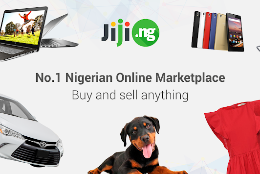 Jiji.ng APK screenshot thumbnail 1