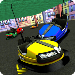 Bumper Cars Unlimited Fun Icon