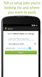 Job Search by ZipRecruiter screenshot for Android