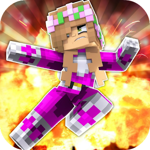Five Power Friends Mod for MCPE 1.0 Icon