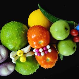 mixed foody by SANGEETA MENA  - Food & Drink Ingredients