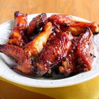 Soy Garlic Chicken Wings Recipes