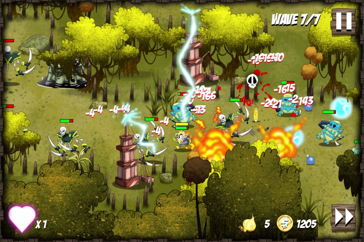 Onion Force Screenshot 6