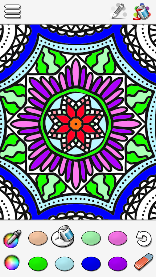 Coloring Screenshot 4