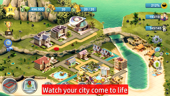 City Island 4: Sim Tycoon (HD)- screenshot thumbnail