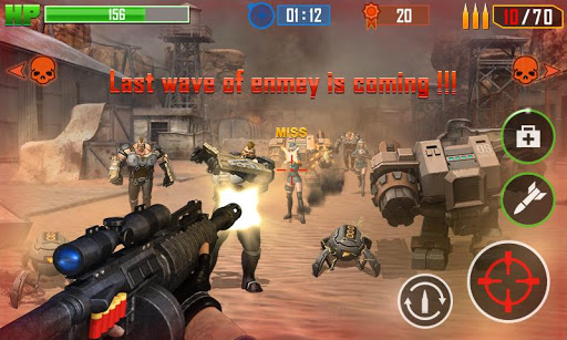 Counter Shot screenshot 2