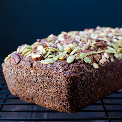 Paleo Banana Coconut Bread