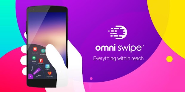 App Omni Swipe - Small and Quick APK for Kindle