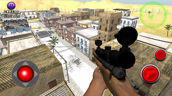 SWAT Sniper Anti-terrorist APK for Bluestacks