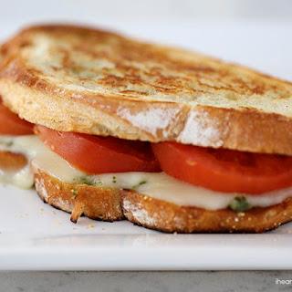 Tomato Caprese Sandwiches Recipes