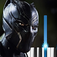 Black Panther Piano Tiles 🎹 For PC