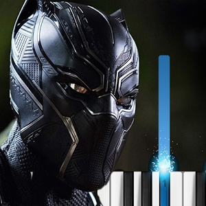 Black Panther Piano Tiles 🎹 For PC (Windows & MAC)