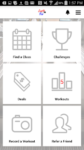 Courts Plus Fitness Center - screenshot