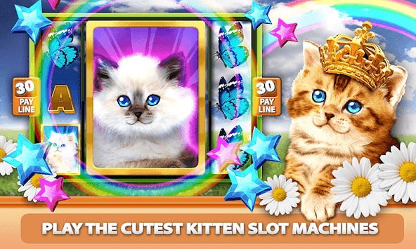 Casino Kitty Free Slot Machine APK screenshot thumbnail 2