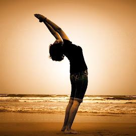 Yoga by Diviya Ranganahan - Sports & Fitness Fitness
