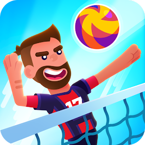 Volleyball Challenge - volleyball game For PC / Windows 7/8/10 / Mac – Free Download