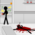 Stickman Death Kitchen