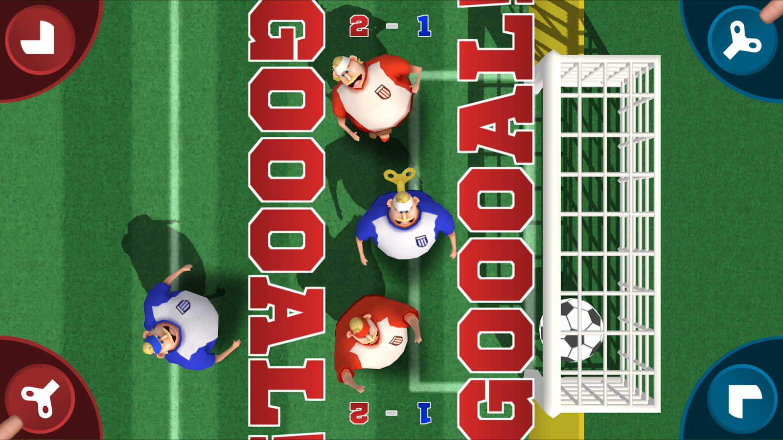 Soccer Sumos - Party game! Screenshot 4