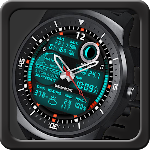 A47 WatchFace for Round Wear
