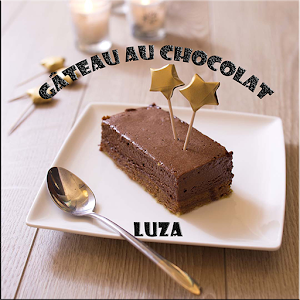 Recettes Luza : Gâteau au chocolat for PC-Windows 7,8,10 and Mac
