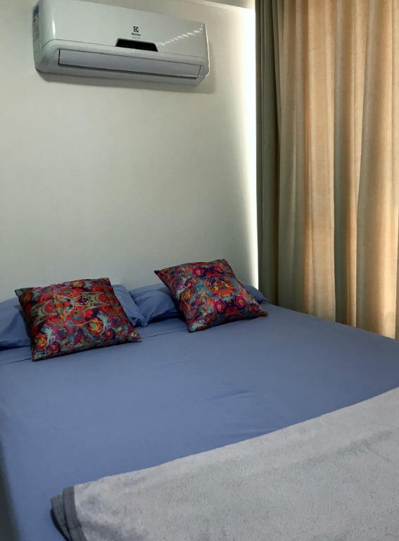 Flat com 2 dormitórios à venda por R$ 350.000 - Intermares - Cabedelo/PB