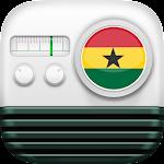 Radio Ghana - Radio Fm Application Icon