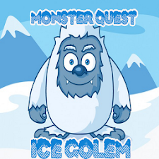 Monster Quest Ice Golem