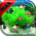 Aquarium Max Live Wallpaper Icon