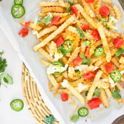 Taco Fries (Uh, Nacho Fries?)