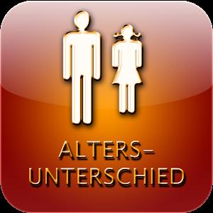 Altersunterschied: Maximalen gesellschaftlich akzeptierten