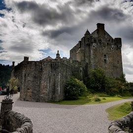 Eilean Donan Castle by Jason Smith - Buildings & Architecture Public & Historical ( scotland, castle eilean donan castle, highlander, west coast )